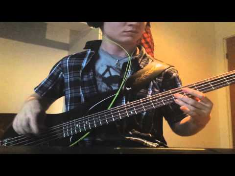 Between the Buried and Me - Informal gluttony  Bass cover!