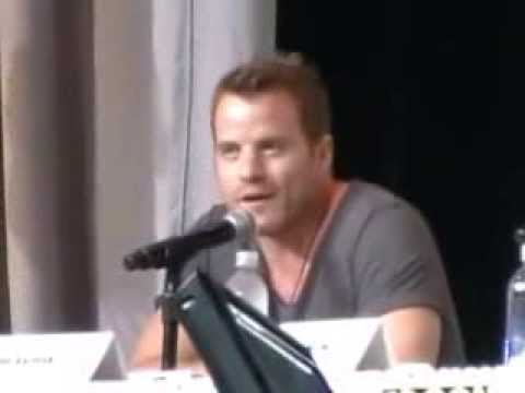Rob Kazinsky & Ryan Kwanten talk about the infamous