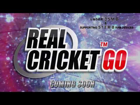Real Cricket™ GO: Trailer