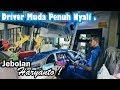 Driver Muda Ex Haryanto Bawa Sugeng Rahayu|| Trip Sugeng Rahayu Mr Alone.