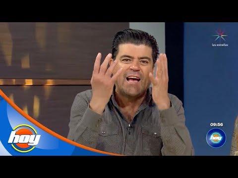 Burro Van Rankin revela los secretos más íntimos de Luis Miguel | Verdades aderezadas | Hoy
