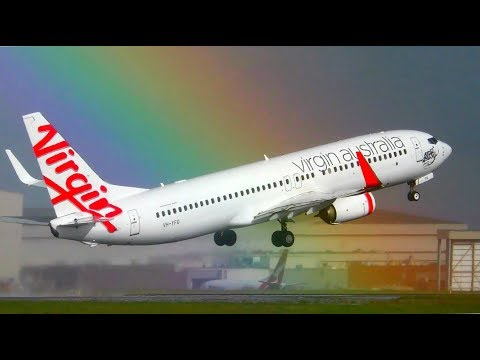 BEST Takeoffs & Landings of 2017 | Part 2 | Melbourne Airport Plane Spotting