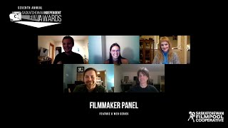 2020 SIFA Filmmaker Panel -- Part One (Feature Film & Web Series)