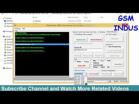 Nokia Best Bb5 Easy Service Tool Crack | Infinity Best Dongle