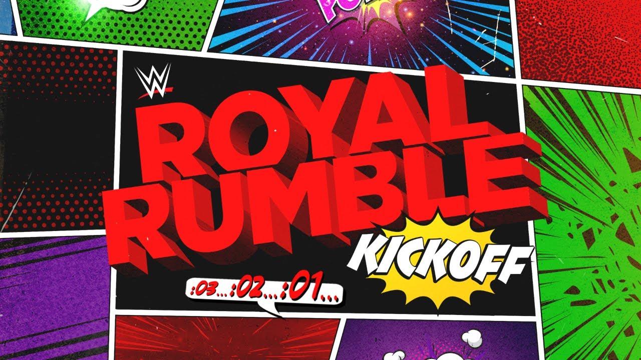 Download Royal Rumble Kickoff: Jan. 31, 2021