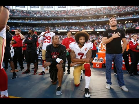 Navy Admiral gets a standing ovation for his remarks about Colin Kaepernick