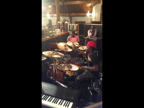 Devon `Stixx` Taylor & Ray Marshall @ Sam Ash Drummers Night