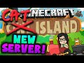Minecraft: Cat Island #1 - Through The Looking Glass