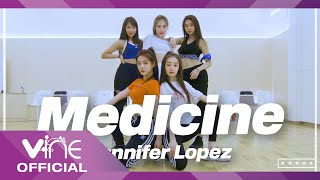 SECRET NUMBER Choreography / Jennifer Lopez-Medicine