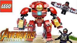 LEGO Marvel 76104 Бій Халкбастера Огляд