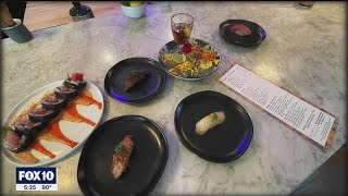Phoenix restaurant offers 2-hour sushi experience | FOX 10 News