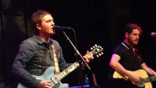Brian Fallon & the Crowes - I Believe Jesus Brought Us Together  - Wilmington, DE 1.10.16