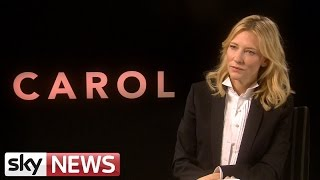 Cate Blanchett On Carol As A Movie About Love Regardless Of Gender