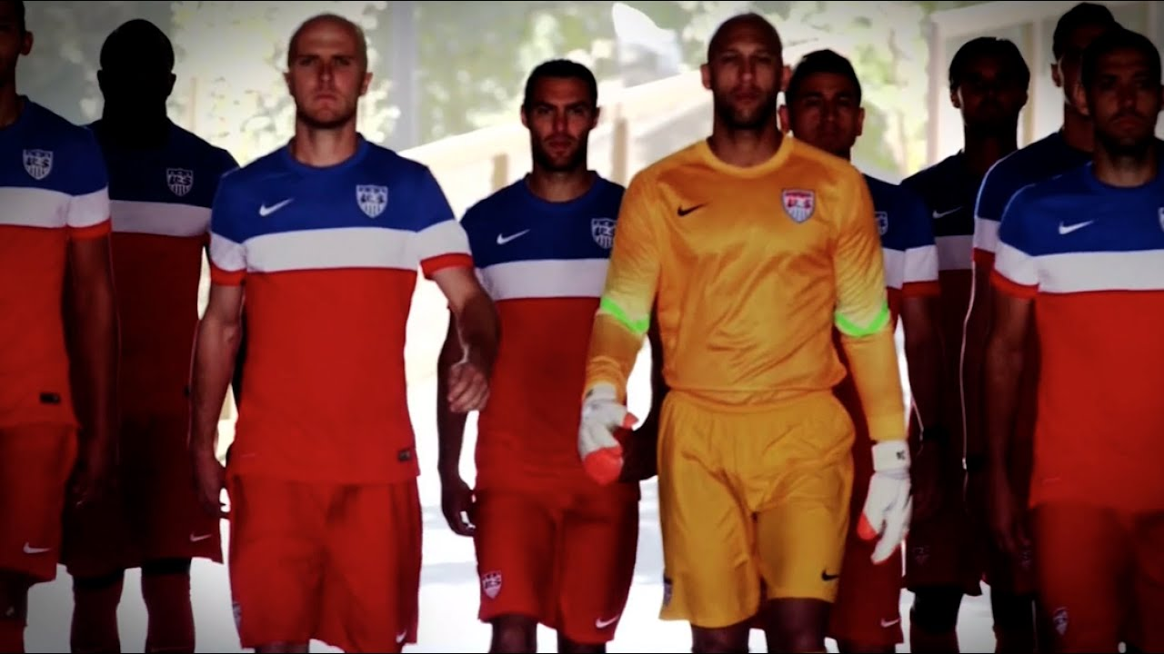 2014 U.S. Men's National Team Highlights - YouTube