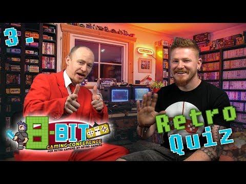 Retro Gaming Quiz | 8-Bit Conference | Retro Gamer Ireland