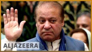 🇵🇰Pakistan: Former PM Nawaz Sharif gets prison term over corruption   Al Jazeera English