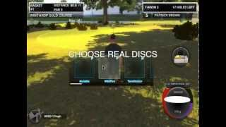 Disc Golf Champions Video Game Preview