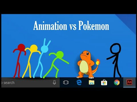 Animation Vs Pokémon 【Pokemon Parody】