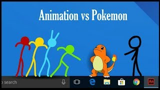 Animation Vs. Pokémon