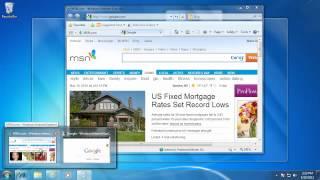 Learn Windows 7 - Using the Taskbar
