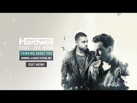 Hardwell feat. Jay Sean - Thinking About You (Hardwell & KAAZE Festival Mix) #Bass #EDM #GreatMusic #House #hardbounce #GreatBeats #Video #Groove #HDVideo #GoodMood #GoodVibes #YouTube