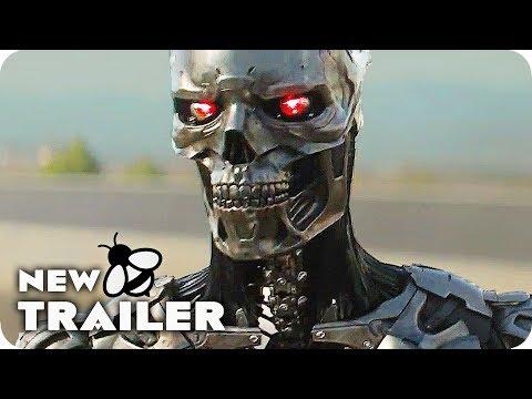 TERMINATOR: DARK FATE James Cameron Featurette & Trailer (2019) Arnold Schwarzenegger Movie
