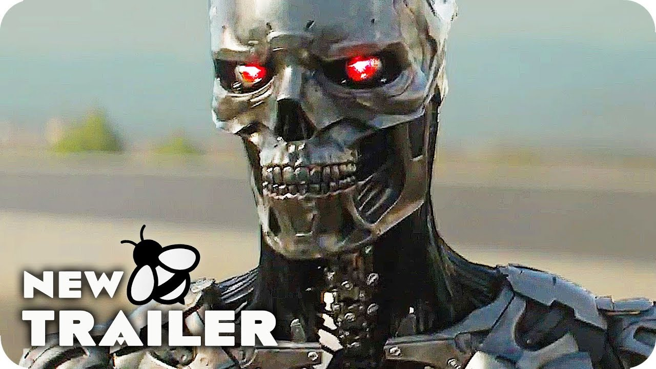 Terminator Dark Fate James Cameron Featurette Trailer
