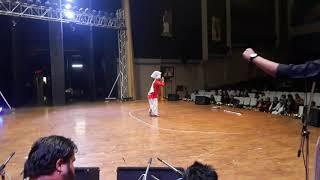 Inter zonal youth festival solo male dance by Vikas Saini dance choreography by Ravi Guliya ji