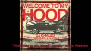 """Welcome to my Hood"" Metal Remix - Jessie Wooten"