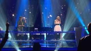 Angie Ott vs. Juliusz Kamil - One - Battle - The Voice of Switzerland 2013