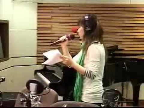 TaeYeon of SNSD - Byul (Star) on MBC Radio