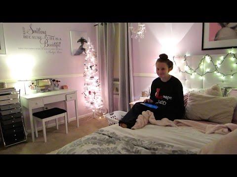 Vlogcember Day 8 My Sister 39 S Room Tour December 8 2014 YouTube