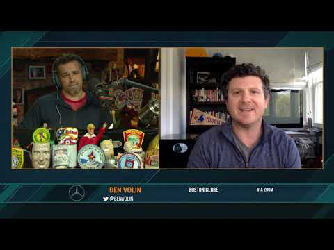 Who do Patriots fans want as their starting QB? Ben Volin discusses   04/22/21
