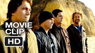 Chasing Mavericks Movie CLIP - The Mag 3 (2012) - Gerard Butler Movie HD