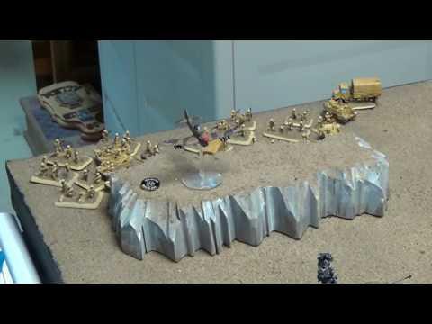 Flames of War Game Battle Report:  Rats V Corps.  Part Zwei