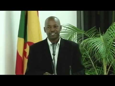 Launch of Grenada invitational Meet
