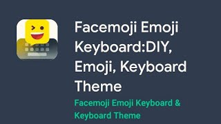 TUTORIAL HOW TO USE FACE EMOJI KEYBOARD (DIY Keyboard,Translator, and Cool Fonts) for Android screenshot 4