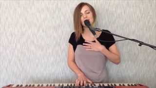 You Hold Me Now Hillsong United Live Cover by Andrea Hamilton