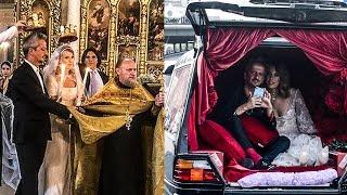 Ксения Собчак и Константин Богомолов: Свадьба и Венчание в Пятницу 13