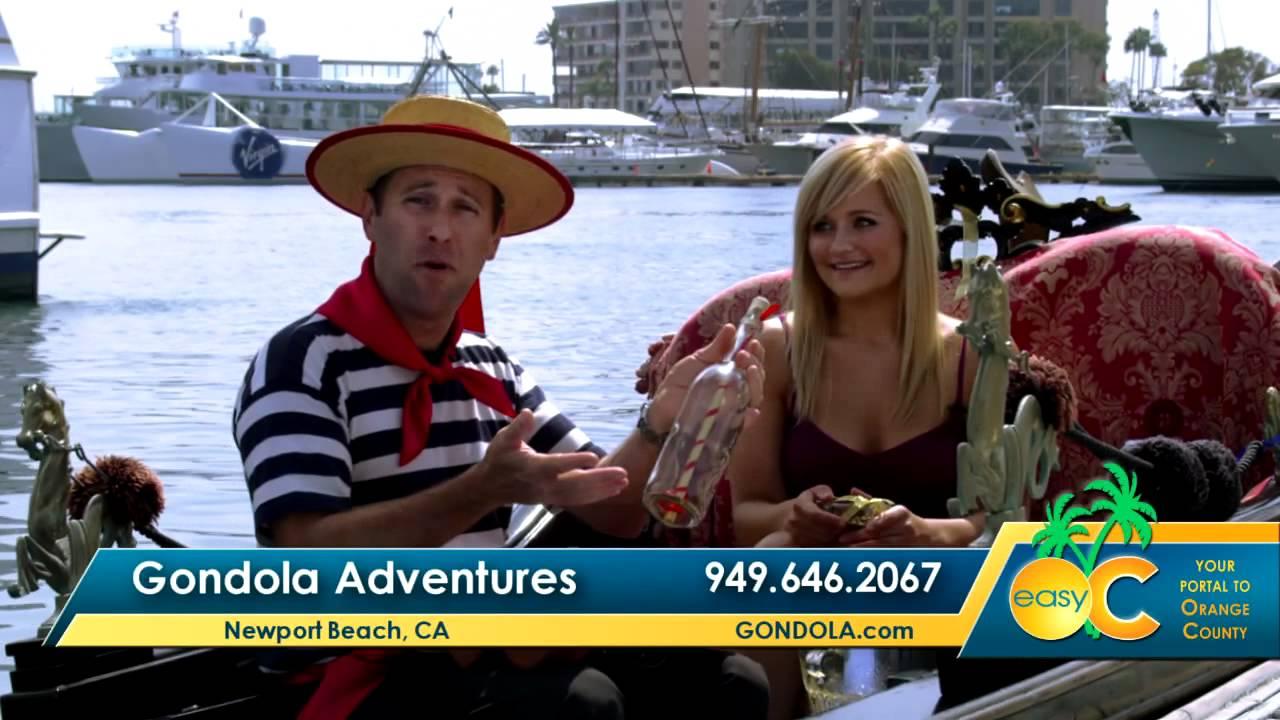 Newport Beach Gondola Adventures