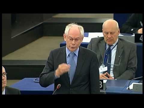 [Au Parlement européen]Sans l'Europe on aurait vécu un bain de sang en Libye