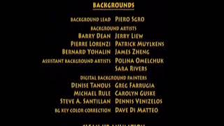 The Lion King 3 Hakuna Matata 2004 UK End Credits