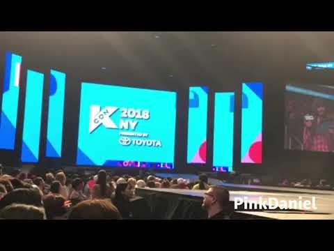 WannaOne Unit performances KCON NY2018