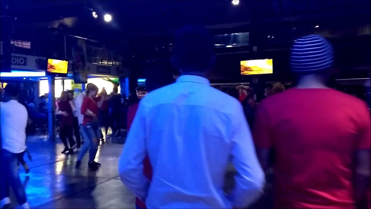 Dance Room En Terraza Madero Bachata Social Dancing