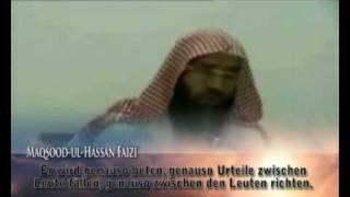 Prophetentum nach Muhammad - Anti-Ahmadiyya Islam Gelehrte gesteht