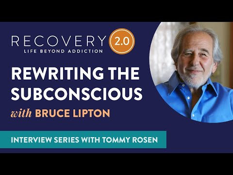 How the Subconscious Keeps you Addicted | Bruce Lipton & Tommy Rosen