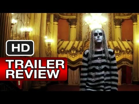 Instant    The Lords of Salem  Instant   2012 Rob Zombie Movie HD