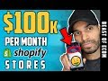 Find $100,000 Per MONTH Shopify Dropshipping Stores | How To FIND And LEARN From Them