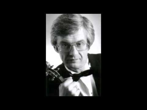 Oleh Krysa: Tchaikovsky, Violin Concerto in D Major, Op. 35,1st mov. Allegro moderato