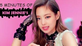 5 Minutes of Blackpink Kim Jennie's